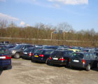 Berlin Schönefeld parking